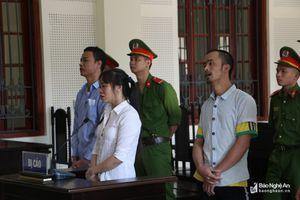 Xin vợ buôn ma túy lần cuối, 'ông trùm' ở Nghệ An nhận án chung thân
