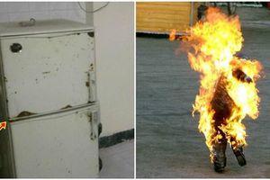 4 sai lầm 'chí mạng' khiến tủ lạnh nổ tung như bom nhà nào cũng mắc