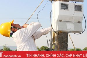 Ngành Công thương 'tiếp sức' Thạch Lưu về đích nông thôn mới