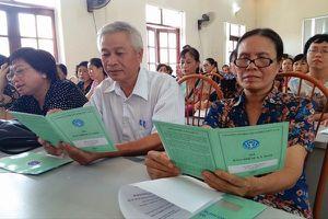 BHXH Việt Nam xây dựng bộ tiêu chí về sự hài lòng của người dân