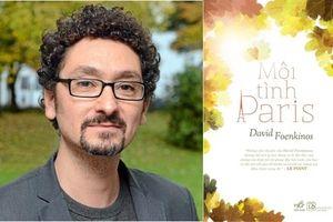 Tác giả tiểu thuyết 'Mối tình Paris' giao lưu với bạn đọc tại TP.HCM