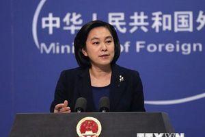 Trung Quốc khẳng định sẽ tiếp tục hoạt động giao dịch với Iran