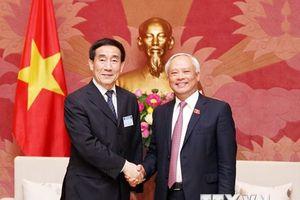 Tăng cường hợp tác sâu rộng giữa cơ quan lập pháp Việt Nam-Trung Quốc