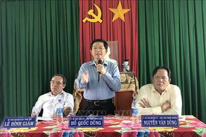 Đối thoại, giải đáp khúc mắc về dự án điện mặt trời trên đầm Trà Ổ, Bình Định