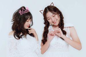 Hai cô em gái ruột của vợ chồng Hari Won - Trấn Thành góp mặt web drama mới 'Gia Đình Mén'