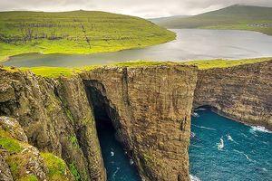 21 bức tranh phong cảnh tuyệt đẹp ngỡ như được chụp ở hành tinh khác