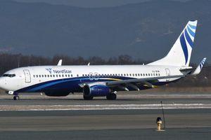 Máy bay Nga chở 173 người phải xả nhiên liệu, hạ cánh khẩn