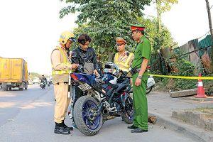 15 tổ 141 mới giăng chốt các tuyến cửa ngõ trấn áp tội phạm