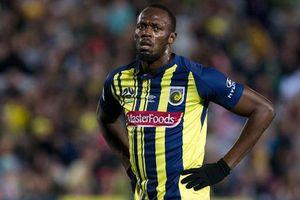 Usain Bolt chia tay đội bóng Australia