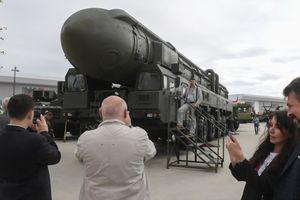 Nga sắp dùng tên lửa hạt nhân vào mục đích dân sự