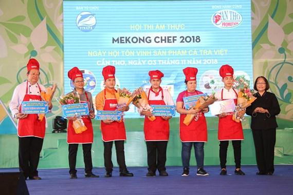 Ranee tạo giá trị khác biệt cá tra Việt Nam tại Mekong Chef