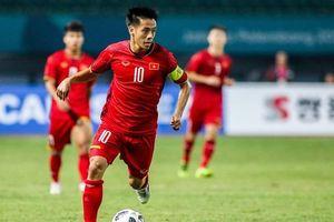 Văn Quyết giữ băng đội trưởng ĐT Việt Nam tại AFF Cup 2018