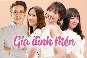 Tái hợp với Tuấn Trần, Hari Won đưa thêm Rudya và Huỳnh Ân - hai cô em gái ruột của mình và Trấn Thành tạo thành 'Gia đình Mén'