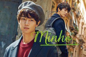 Minho (SHINee) tiết lộ bí quyết thành công của mình trong sự nghiệp ca hát và diễn xuất