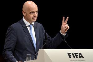 Website FIFA lại tiếp tục bị hack