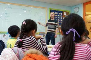Hàn Quốc cấm trẻ lớp 1 và mầm non học tiếng Anh