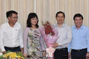 TP.HCM : Điều động Giám đốc Sở Kế hoạch và Đầu tư về Thành ủy