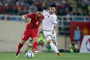 Bị loại khỏi AFF Cup, Đinh Thanh Trung giã từ đội tuyển