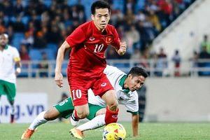 Văn Quyết tiếp tục là đội trưởng ĐT Việt Nam dự AFF Suzuki Cup 2018