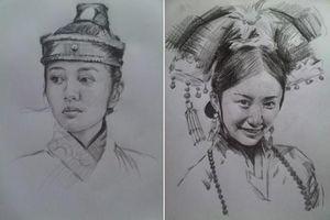 Chân dung nhân vật truyện Kim Dung sống động qua ngòi bút 9X Hà Nội