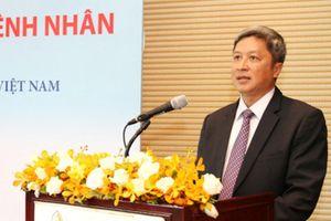 Giám đốc Bệnh viện Chợ Rẫy giữ chức Thứ trưởng Bộ Y tế từ tháng 11/2018