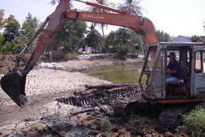Chủ động phòng chống hạn mặn ở Đồng bằng sông Cửu Long