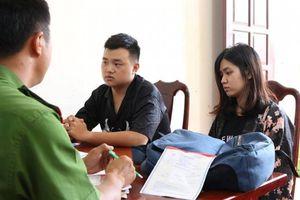 Truy tố nữ sinh viên đại học Sân khấu điện ảnh cùng tình nhân dàn cảnh cướp tài sản