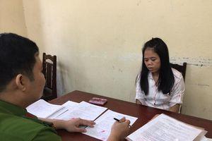 Hưng Yên: Khởi tố bị can 'góa phụ' 5 con về tội tràng trữ ma túy