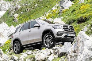 SUV Mercedes-Benz GLE 2019 chốt giá bán gần 1,8 tỷ đồng tại Đức