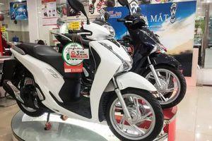 Bảng giá xe máy Honda tháng 11/2018: Honda SH 'đội giá' hơn 20 triệu đồng