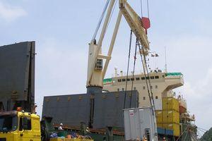Thừa Thiên Huế: Hàng hóa qua cảng Chân Mây tăng cao