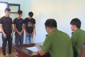 Đắk Lắk: Bắt nhóm đối tượng trộm cắp nông sản trị giá hơn 1 tỷ đồng