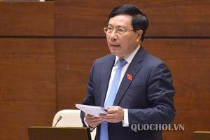 Phó thủ tướng giải trình ba vấn đề của CPTPP