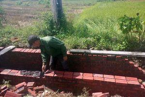 Quảng Phong xây dựng thôn NTM kiểu mẫu