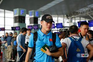 ĐT Việt Nam lên đường sang Lào dự trận ra quân AFF Suzuki Cup 2018
