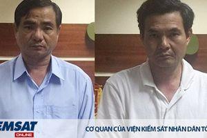 Khởi tố, bắt tạm giam nguyên Phó Giám đốc Sở Tài nguyên và Môi trường tỉnh Bến Tre