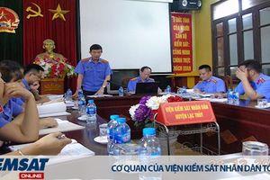 VKSND tỉnh Hòa Bình: Đổi mới công tác nhận xét, đánh giá, phân loại công chức