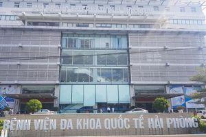 Hải Phòng: Một bệnh nhân nữ tử vong do rơi từ tầng 17 của Bệnh viện Đa khoa quốc tế