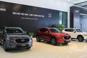 Mazda CX-5 màu mới về đại lý, đắt hơn giá niêm yết gần 10 triệu đồng