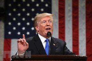 Tổng thống Mỹ vận động tranh cử giữa kỳ trong chặng đua nước rút