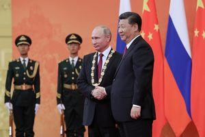Bị phương Tây bủa vây, Nga 'xoay trục' sang châu Á