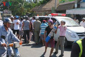 Nạn nhân bị xe ô tô đè ở Mũi Né đã được cứu sống