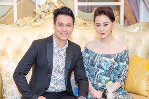 Phương Oanh 'Quỳnh búp bê' thân thiết bên Việt Anh 'Người phán xử'