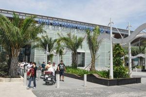 Đà Nẵng xử lý các trường hợp xe đón, trả khách không đúng quy định tại khu vực Sân bay