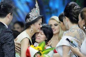 Tiết lộ 'sốc' về Phương Khánh sau phút đăng quang Hoa hậu Trái đất