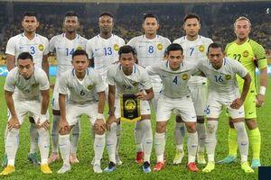 Malaysia chốt danh sách dự AFF Cup có 'hung thần' gốc Phi