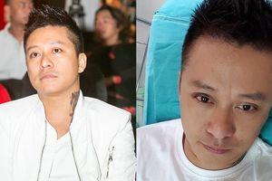 Sau hàng loạt sự cố, Tuấn Hưng lại nhập viện, bị stress nghiêm trọng
