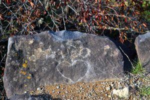 Dân mạng phẫn nộ hành động vẽ bậy chữ 'A HÀO' trong khu di tích cổ Nhật Bản