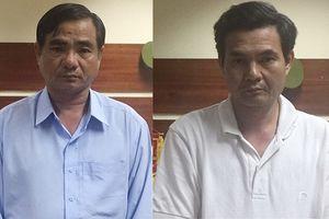 Bắt giam nguyên Phó Giám đốc Sở Tài nguyên và Môi trường tỉnh Bến Tre