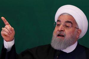 Tổng thống Iran thách thức mọi lệnh trừng phạt từ Mỹ